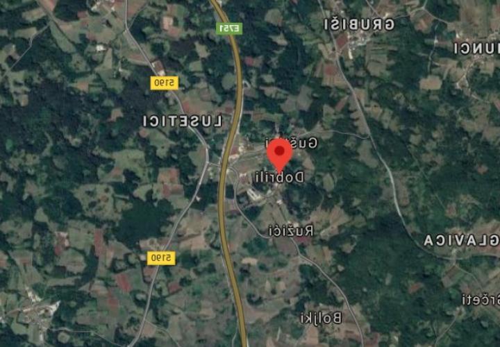 Huge land plot in the hinterland of Istria near Pazin