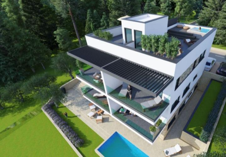 Яркий новый элитный комплекс на Чиово