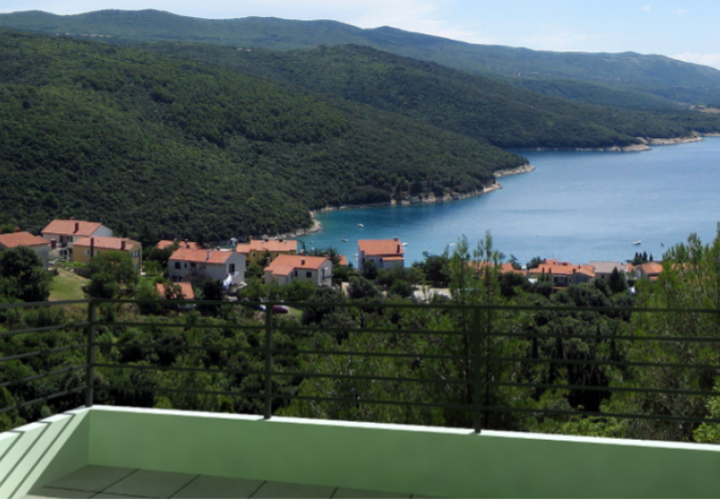 Highly attractive investment project in Rabac