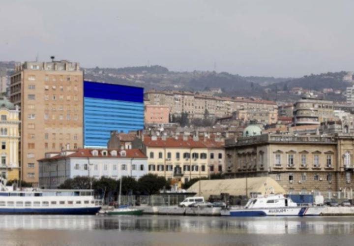 Advantageous multifunctional complex project in the very centre of Rijeka