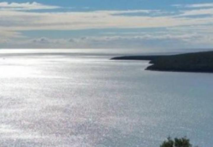 Large land plot for sale in Rakalj with sea view