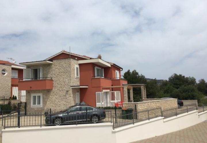 Recently built house in Tribunj with sea view
