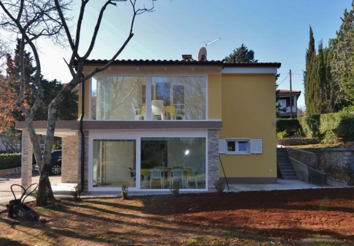 Detached house 200 m from the beach!