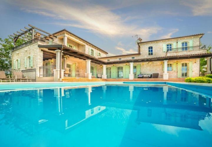 Luxurious Roman-style villa in Porec area - Villa Particiana