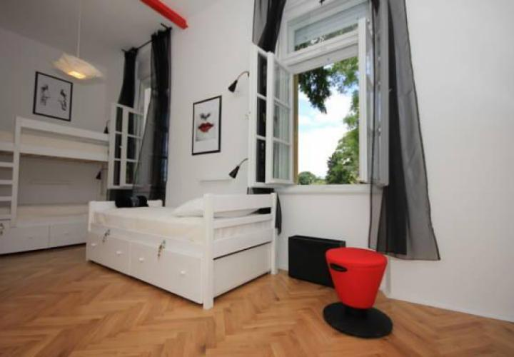 Functioning hostel in the centre of Zadar of exceptional design