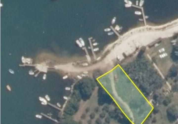 One of last waterfront land plots for sale in Medulin area