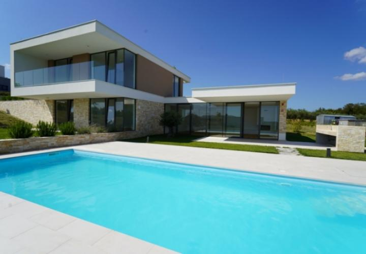 Highly attractive new modern villa in Novigrad area for sale - already delivered!