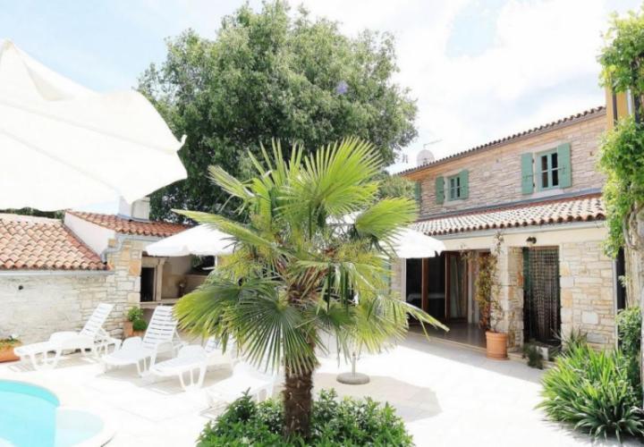 Lovely stone villa for sale in Kanfanar