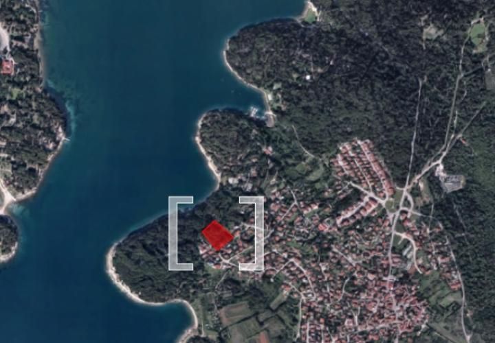 Unique waterfront land plot for sale in Premantura next to Nature Park Kamenjak