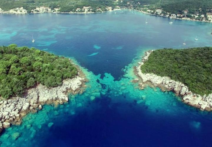 Unique island for sale as a whole in Dubrovnik area just 500 meters from the nearest mainland harbour