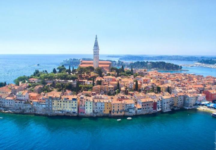 Apartment in Old Rovinj with 3 bedrooms just 150 meters from the sea