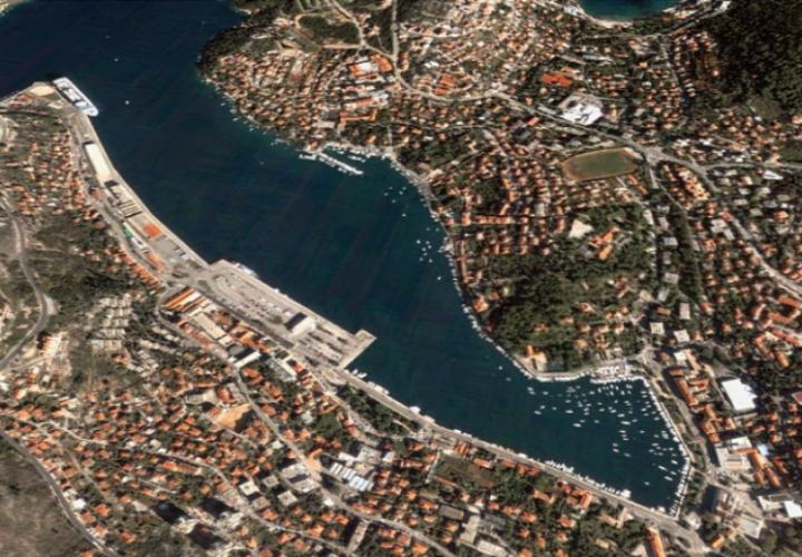 Land plot, Southern Dalmatia, Dubrovnik, 1450 sq.m, 2 500 000 €