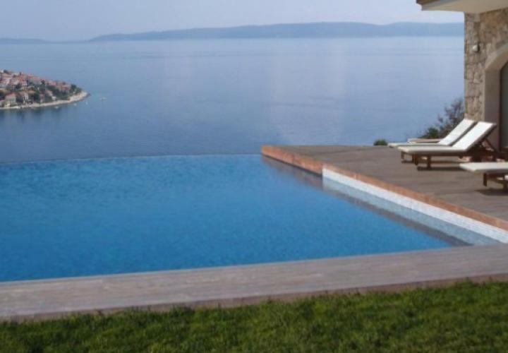 Land plot, North and Middle Dalmatia, Trogir, Ciovo, 15000 sq.m, 114 000 €