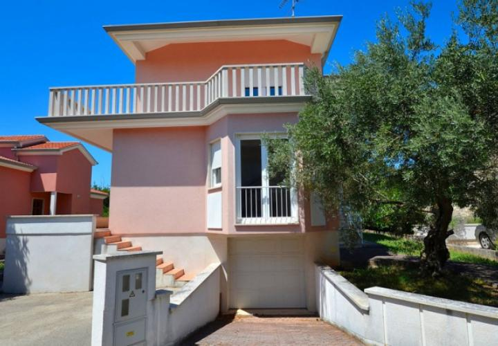 New house just 500 meters from the sea in Zambratija, Umag area property for sale!