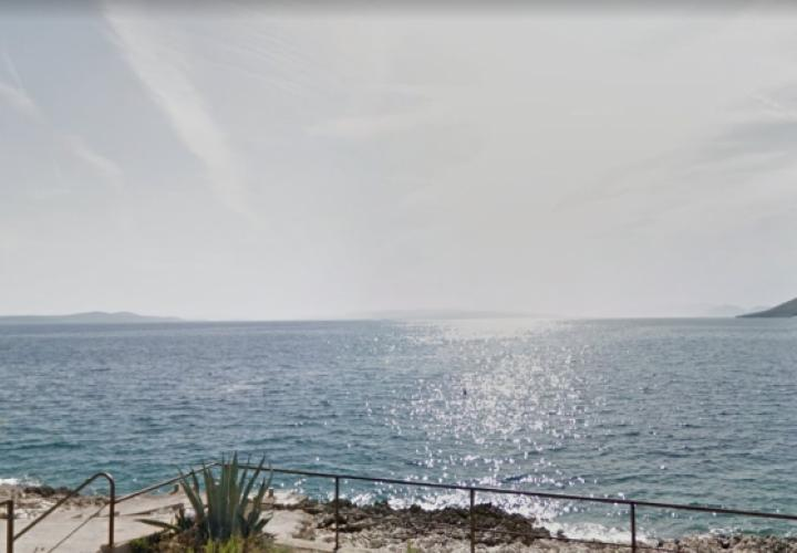 Building land plot of 1500 m2 on Ciovo - on the first line to the sea!