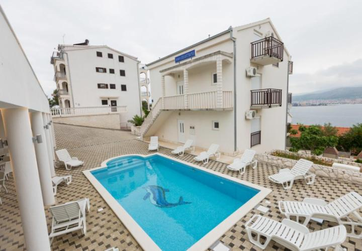 Amazing tourist property on Ciovo just 100 meters from the sea