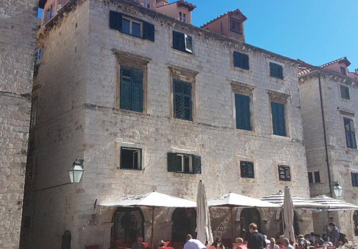 Unique palazzo for sale in Strandun Street in Dubrovnik