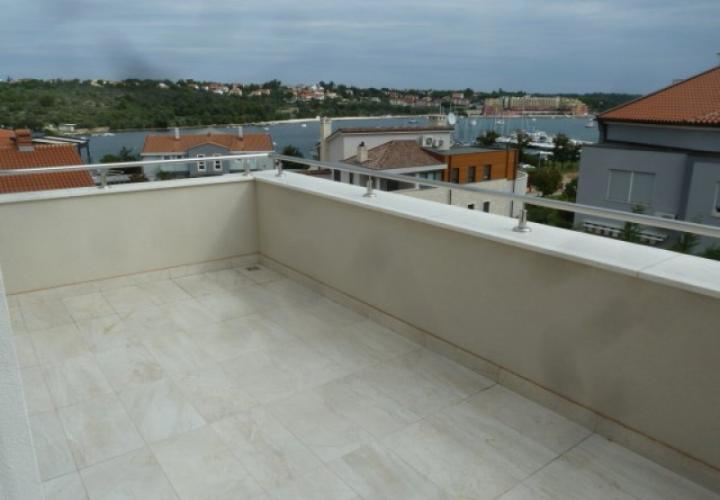 High-quality new apartments for sale in Volme prestigious new urbanization, just 5 km from Pula