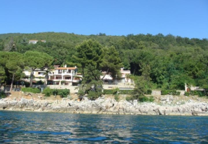 Meerblick villa Kroatien