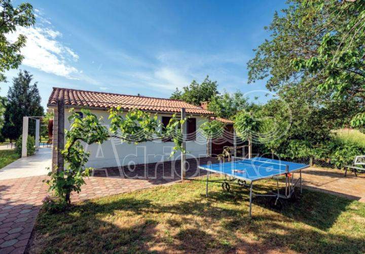 Small villa with a pool on a giant land plot, Rovinj