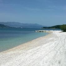 Потрясающая вилла на полуострове Чиово в районе Слатине в 30 метрах от моря - фото 19