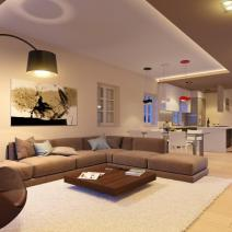 New villa with a pool and sea view, Porec - pic 7