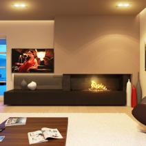 New villa with a pool and sea view, Porec - pic 8