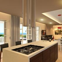 New villa with a pool and sea view, Porec - pic 9