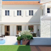 New villa with a pool and sea view, Porec - pic 4