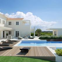 New villa with a pool and sea view, Porec - pic 5