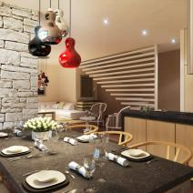 Excellent new villa with a pool and sea view, Porec - pic 6