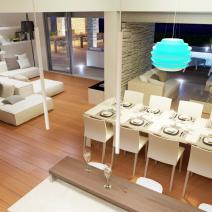 New modern villa with a pool and sea view near Porec - pic 9