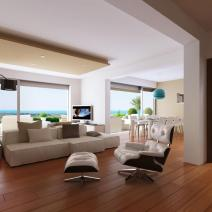 New modern villa with a pool and sea view near Porec - pic 7