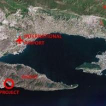 Land plot, North and Middle Dalmatia, Trogir, Ciovo, 15000 sq.m, 114 000 € - pic 2