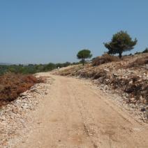 Land plot, North and Middle Dalmatia, Trogir, Ciovo, 15000 sq.m, 114 000 € - pic 8