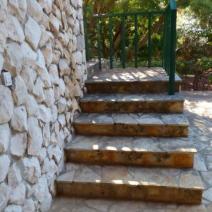 Rare beachfront villa on Ciovo near Trogir on a land plot of 2300 m2! - pic 13