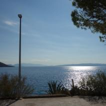 Building land plot of 1500 m2 on Ciovo - on the first line to the sea! - pic 1