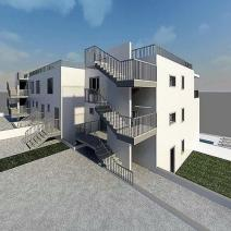 New modern residence with swimming pools on Ciovo - pic 1
