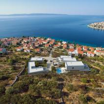 Six modern villas with swimming pools just 220 meters from the sea on Ciovo, Trogir, Dalmatia - pic 5