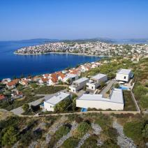 Six modern villas with swimming pools just 220 meters from the sea on Ciovo, Trogir, Dalmatia - pic 4