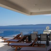 Six modern villas with swimming pools just 220 meters from the sea on Ciovo, Trogir, Dalmatia - pic 7