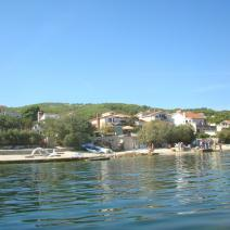 Apart-house or mini-hotel of 4 apartments of seafront location, Ciovo, Trogir - pic 1