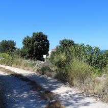 Plot of land in Ražanj just 70 meters from the beach, Rogoznica neighbourhood, Sibenik - pic 5