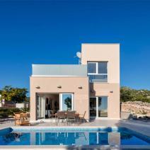 Avant-garde modern villa with pool on Hvar island - most popular island in Croatia! - pic 1