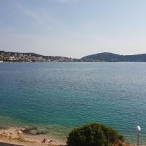 Wonderful plot of land on the FIRST LINE of the sea in the popular Rogoznica, Croatia - pic 2