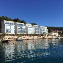 Last villa on the beach in a gated complex of modern attached villas on Ciovo, Trogir - pic 3