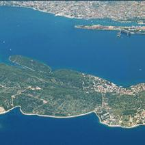 Land plot on Ciovo, Trogir just 20 meters from the beach with perfect sea view - pic 5