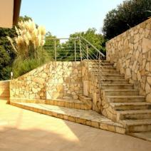 The new villa with a swimming pool and overlooking the sea, Umag - pic 3