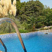The new villa with a swimming pool and overlooking the sea, Umag - pic 8