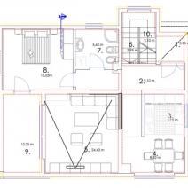 New development, Istria, Pula, 207 sq.m, 257 500 € - pic 1